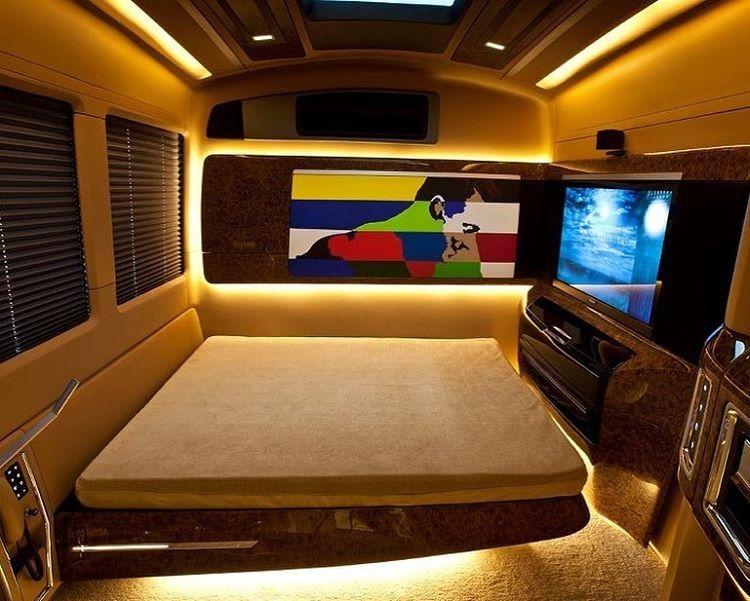 Salman Khan's Vanity Van