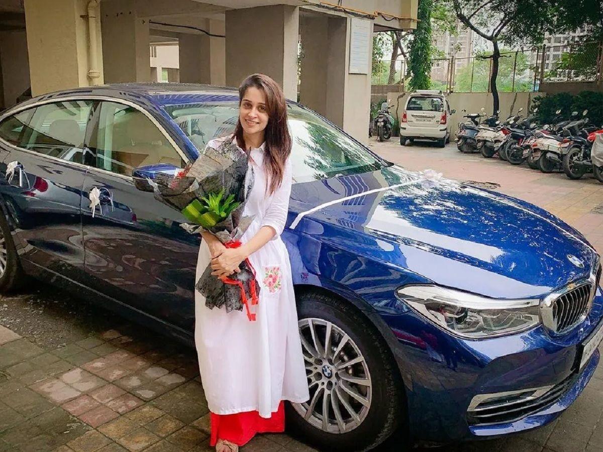 Sasural Simar Ka actress Dipika Kakkar Cars