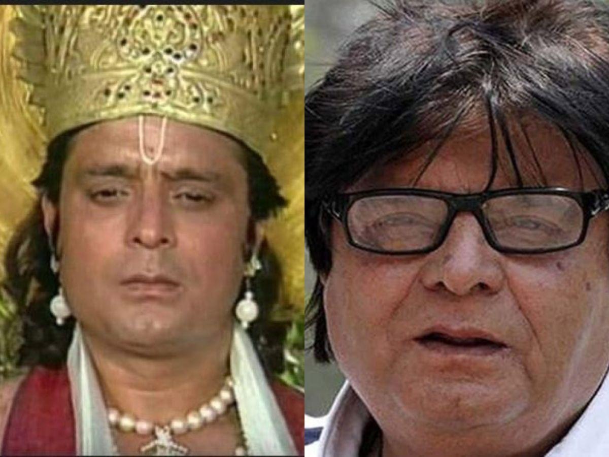 Satish kaul Indra Mahabharat actor Death