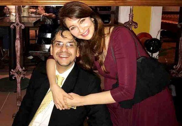 Saumya Tandon husband