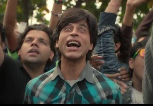 Shah rukh khan fan film