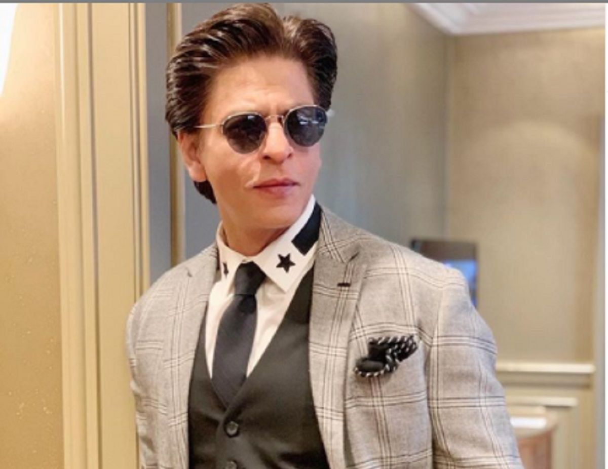 Shahrukh Khan wants to be a adult star confessions