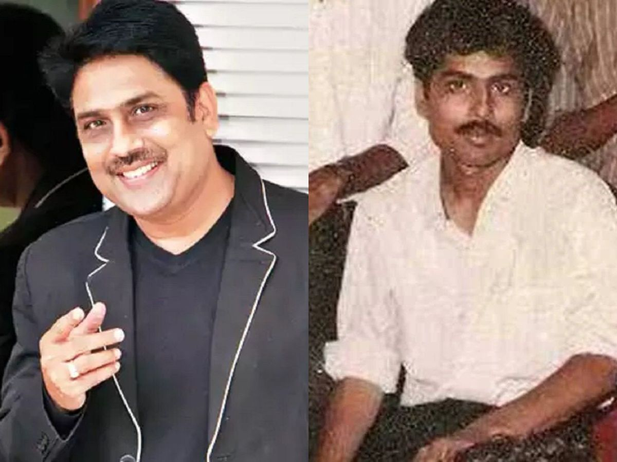 Shailesh Ledha then and now picture