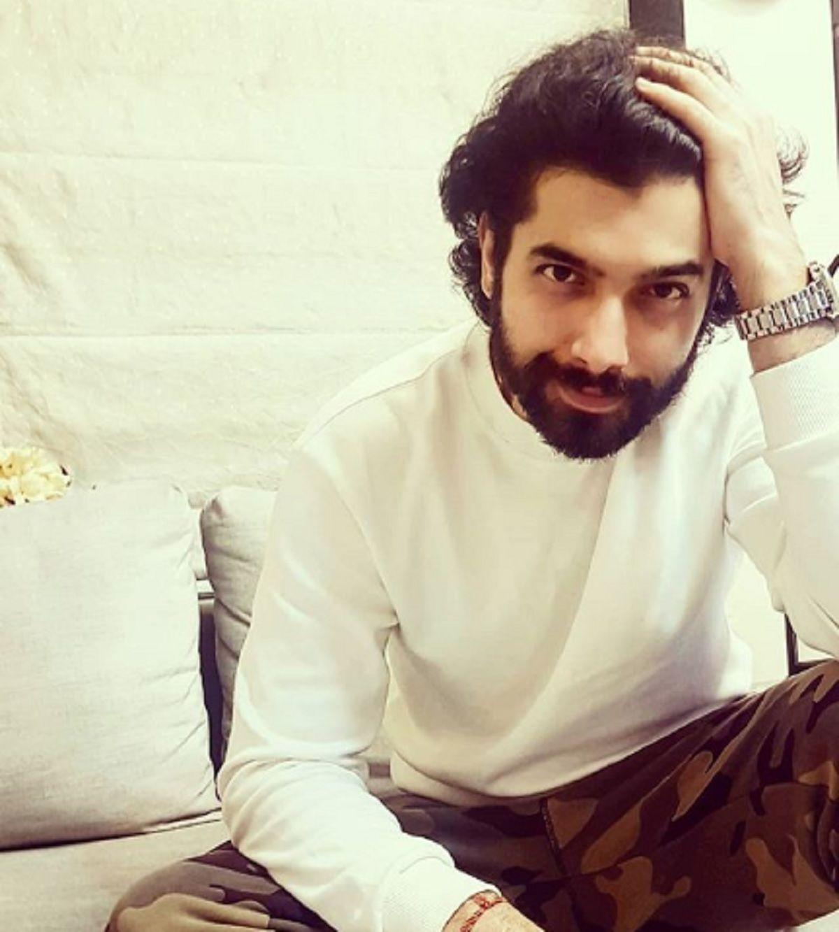 Sharad Malhotra Instagram