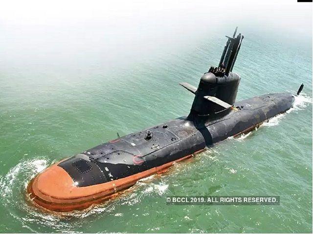 Indian Navy Submarine fleet