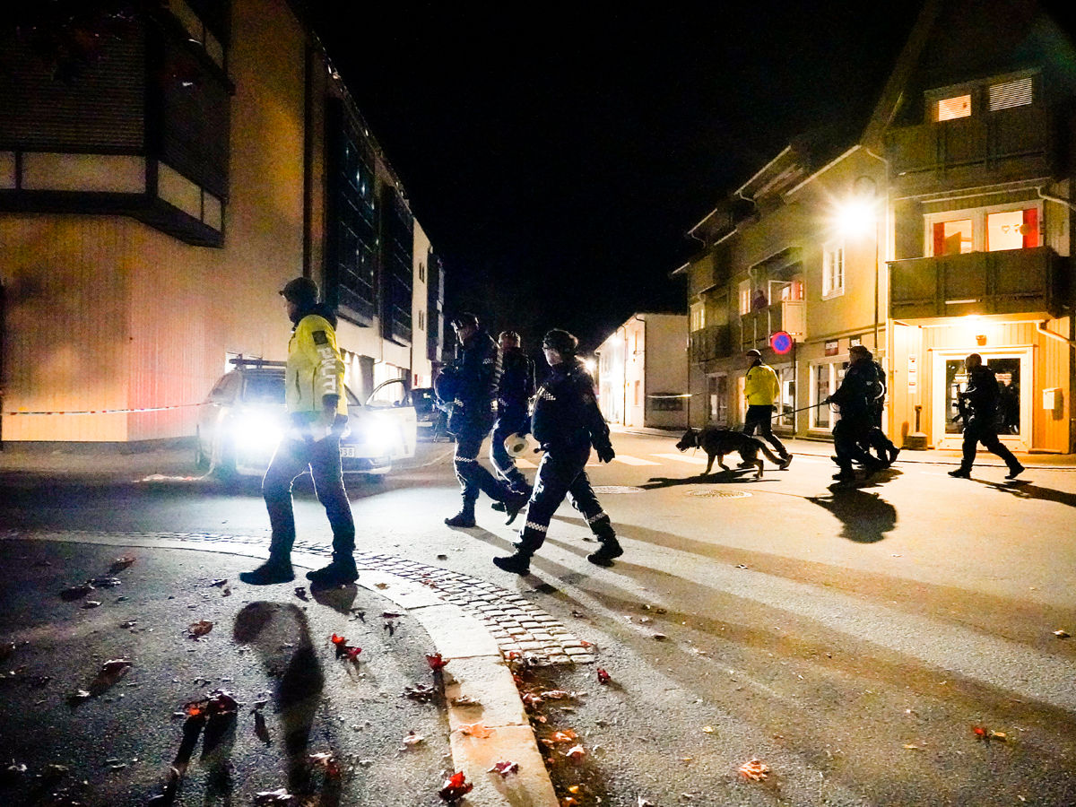 Norway attack