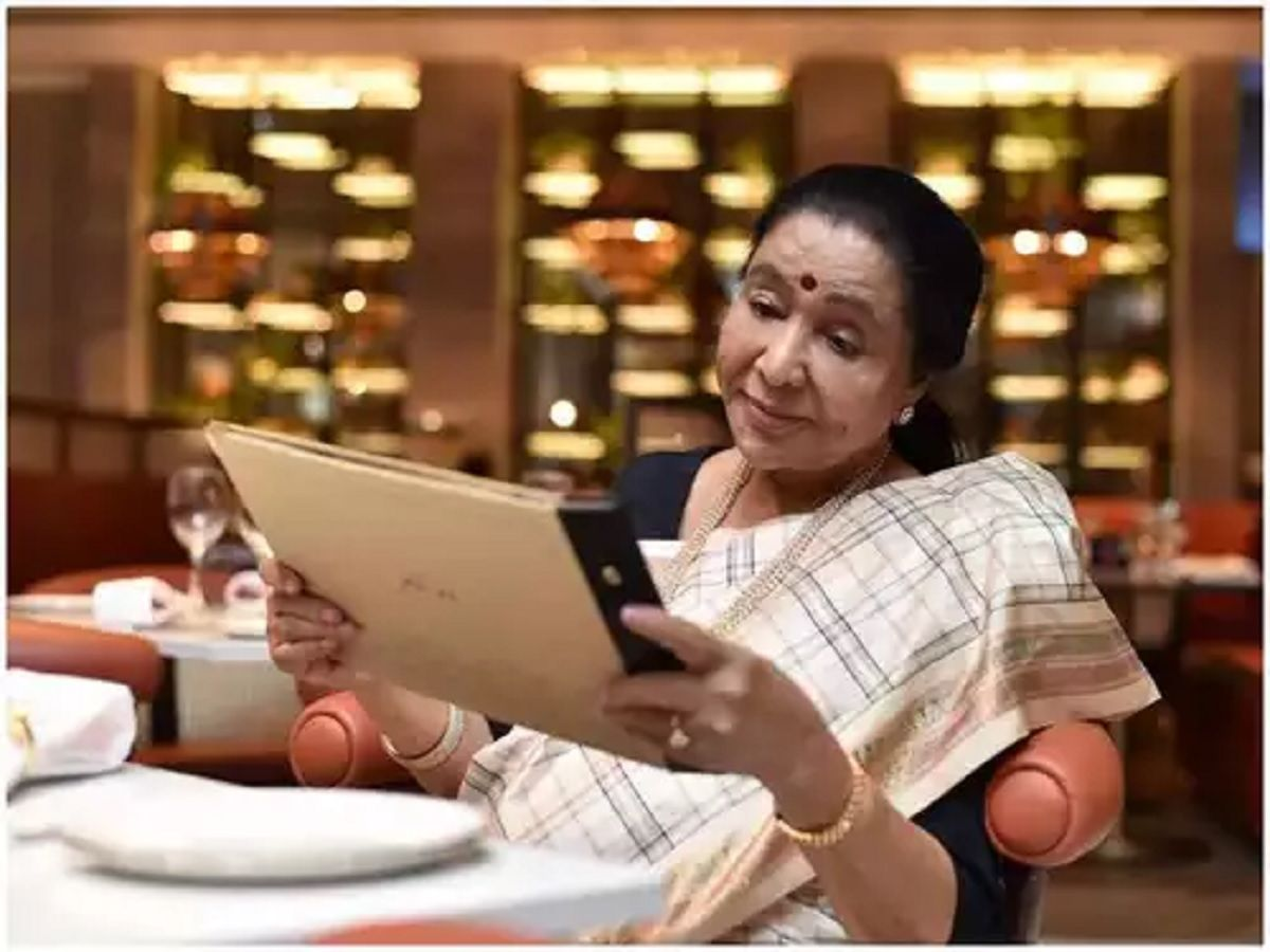 asha bhosle restaurant