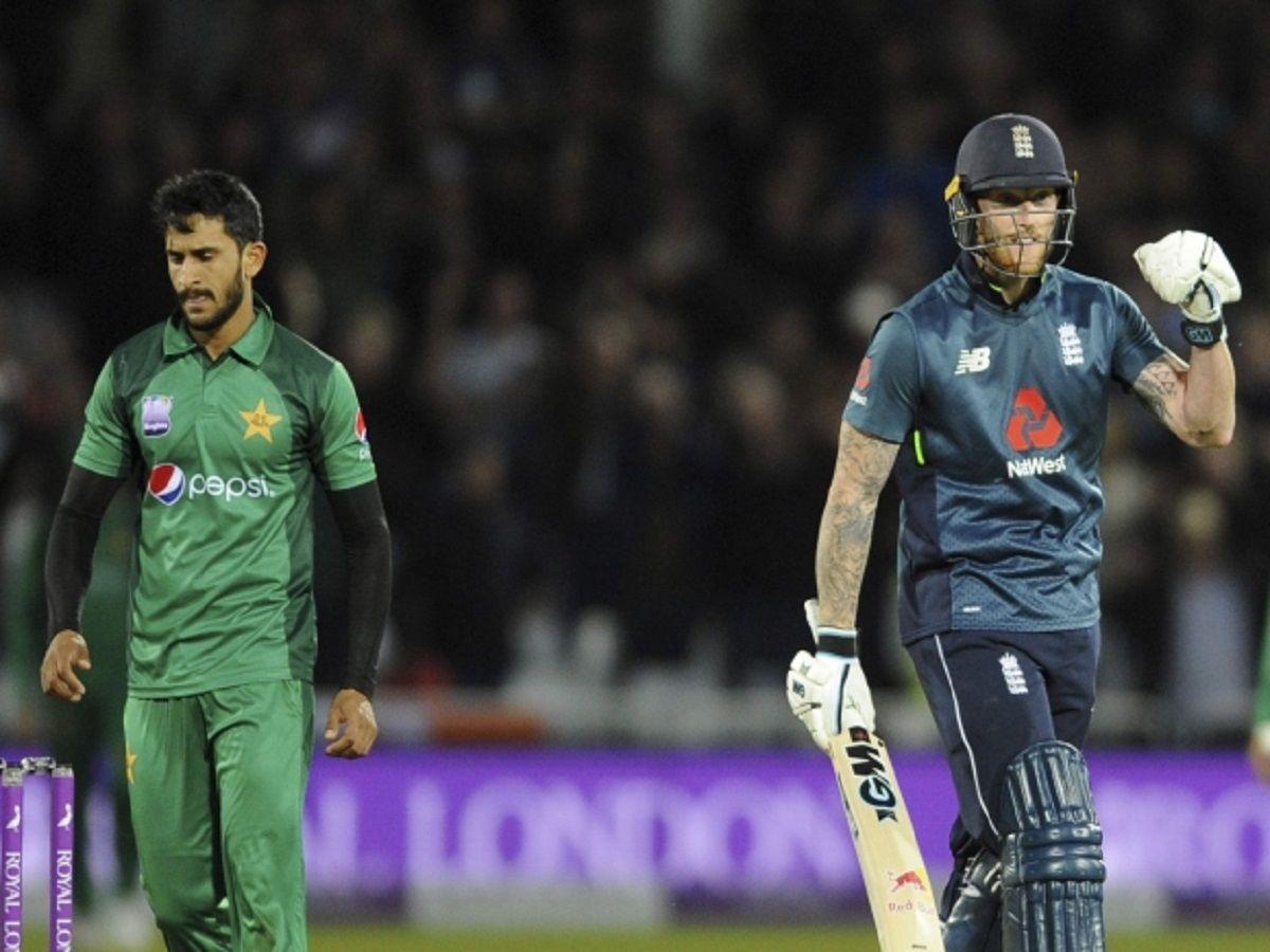 England vs Pakistan ODI and T20I series