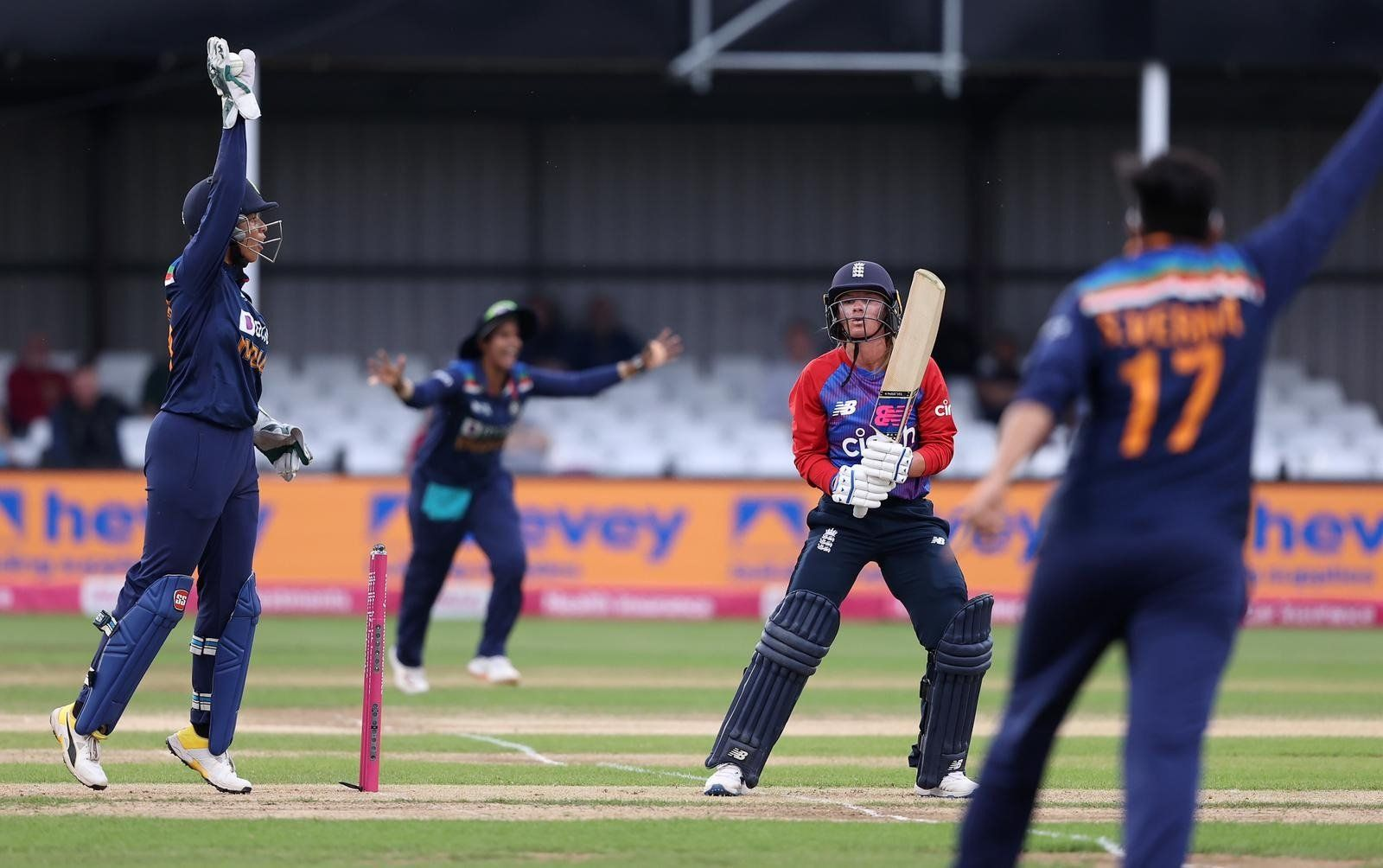 India women vs England Women first T20I