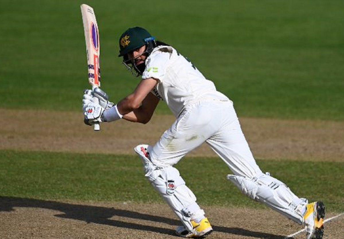 Haseeb Hameed domestic cricket