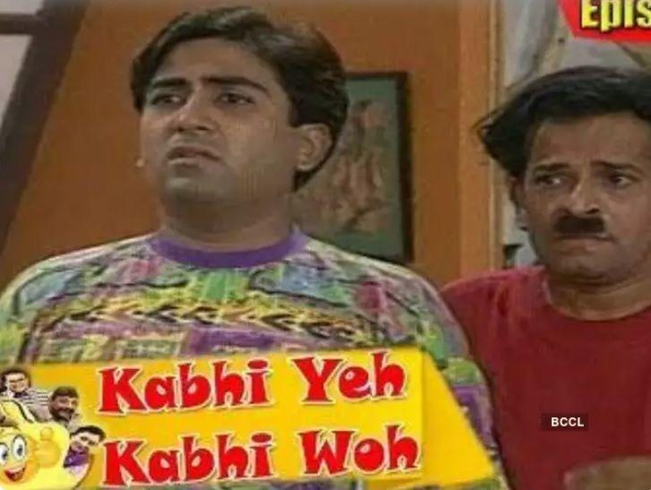 Jethalal Dilip Joshi first TV show