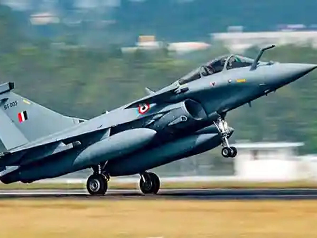 Indian Fighter plane