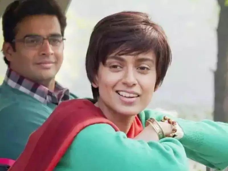 kangana Ranaut Tanu weds Manu look