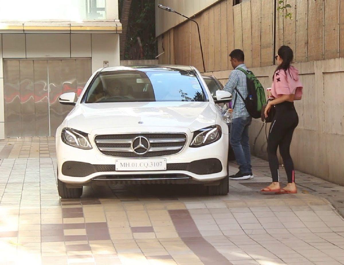 Kiara advani car collection