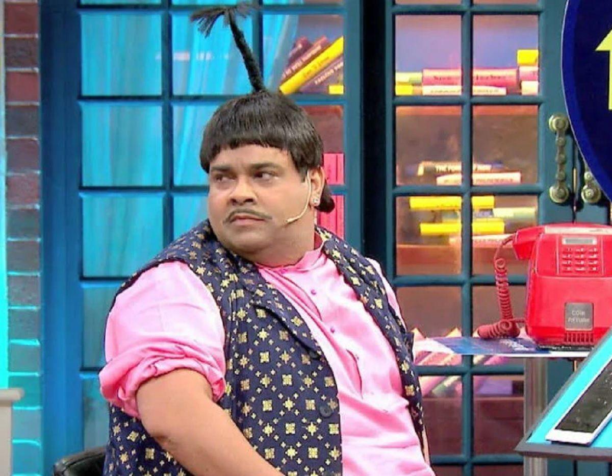 kiku sharda the kapil sharma show