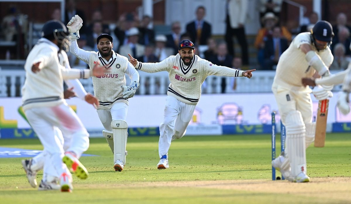 Lords test victory of India