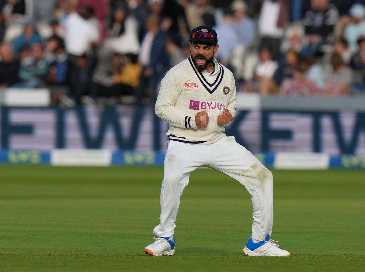 Virat Kohli after India win Lords test