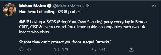 Mahua Moitra