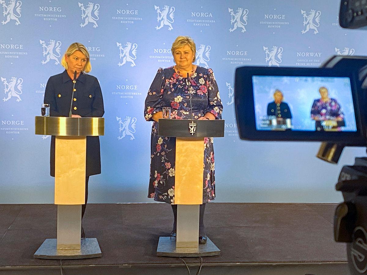 Norway PM