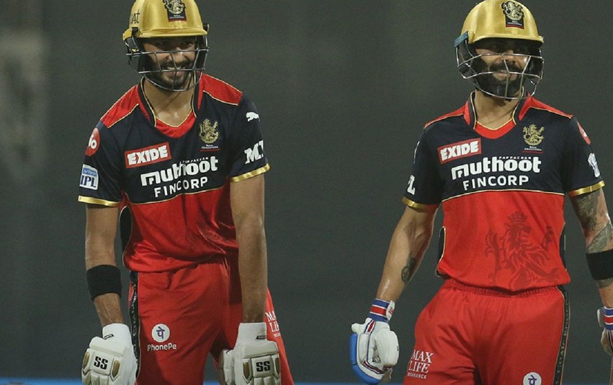 Virat Kohli and Devdutt Padikkal partnership against CSK