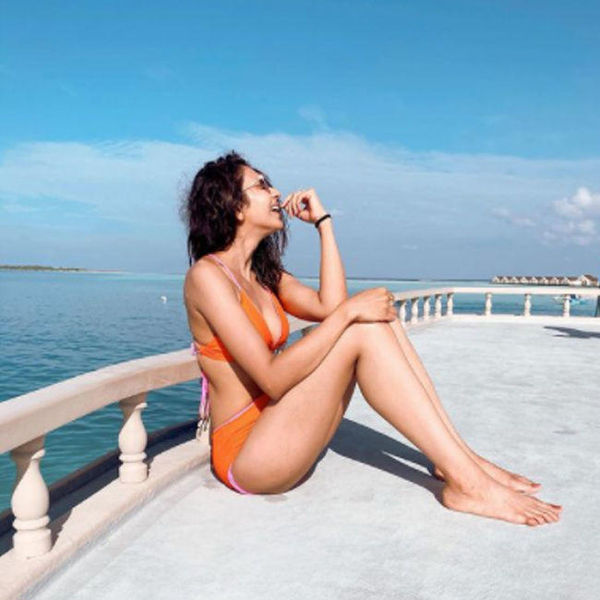 Indian actress Best bikini pics of 2020