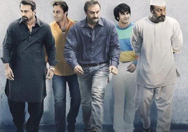 sanju film Ranbir Kapoor Transformation