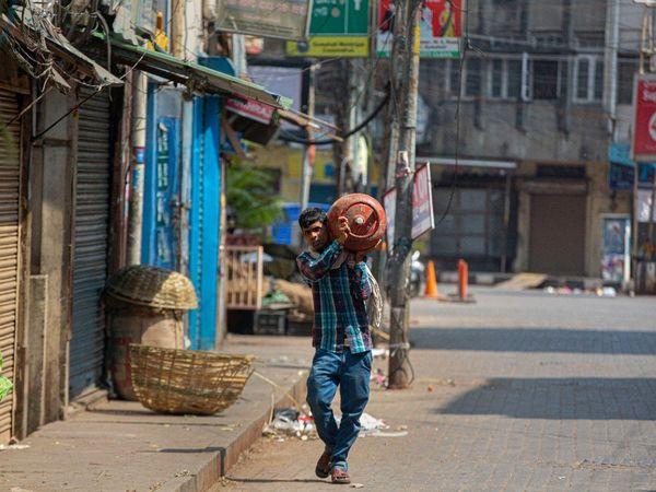 Big relief to Delhi amidst 21 days of lockdown