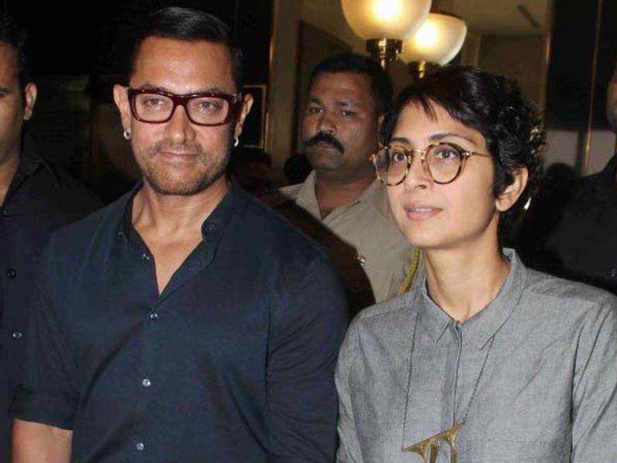 Aamir Khan And Kiran Rao Divorce - TechnoMiz