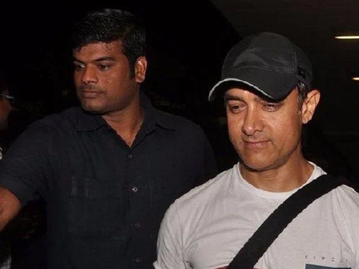 Aamir Khan Bodyguard yuvraj ghorpade salary, करोड़ों में है आमिर खान के  बॉडीगार्ड युवराज की सैलरी, सलमान के शेरा से नहीं है कम | Bollywood News