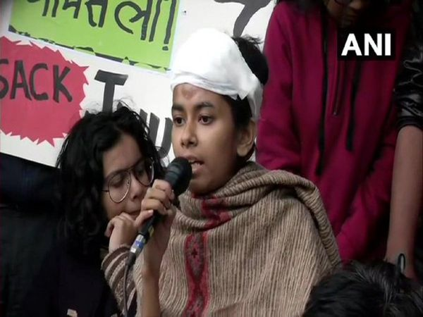 JNUSU President Aishe Ghosh says Sunday's attack was an organised attack by goons of RSS and ABVP