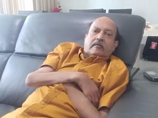 Former SP leader Amar Singh