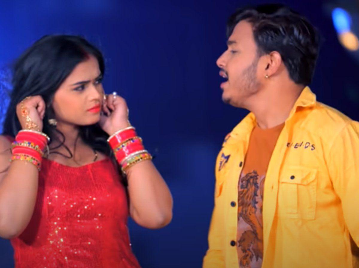 Ankush Raja Bhojpuri song: अंकुश राजा और शिल्पी राज के नए भोजपुरी गाने की धूम, देखें वीडियो