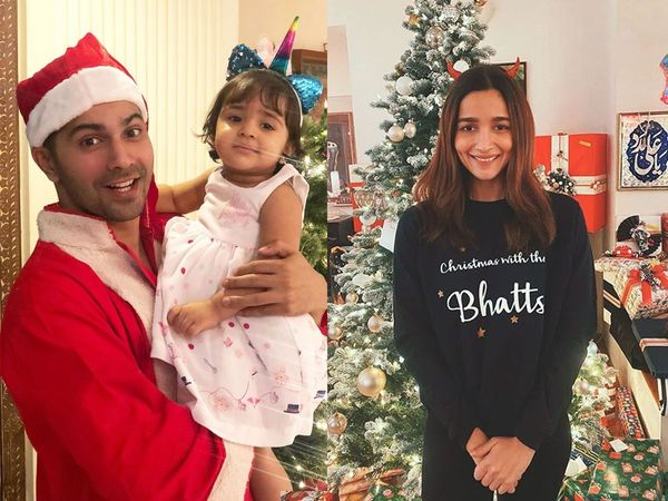 Bollywood Celebs Christmas Wishes