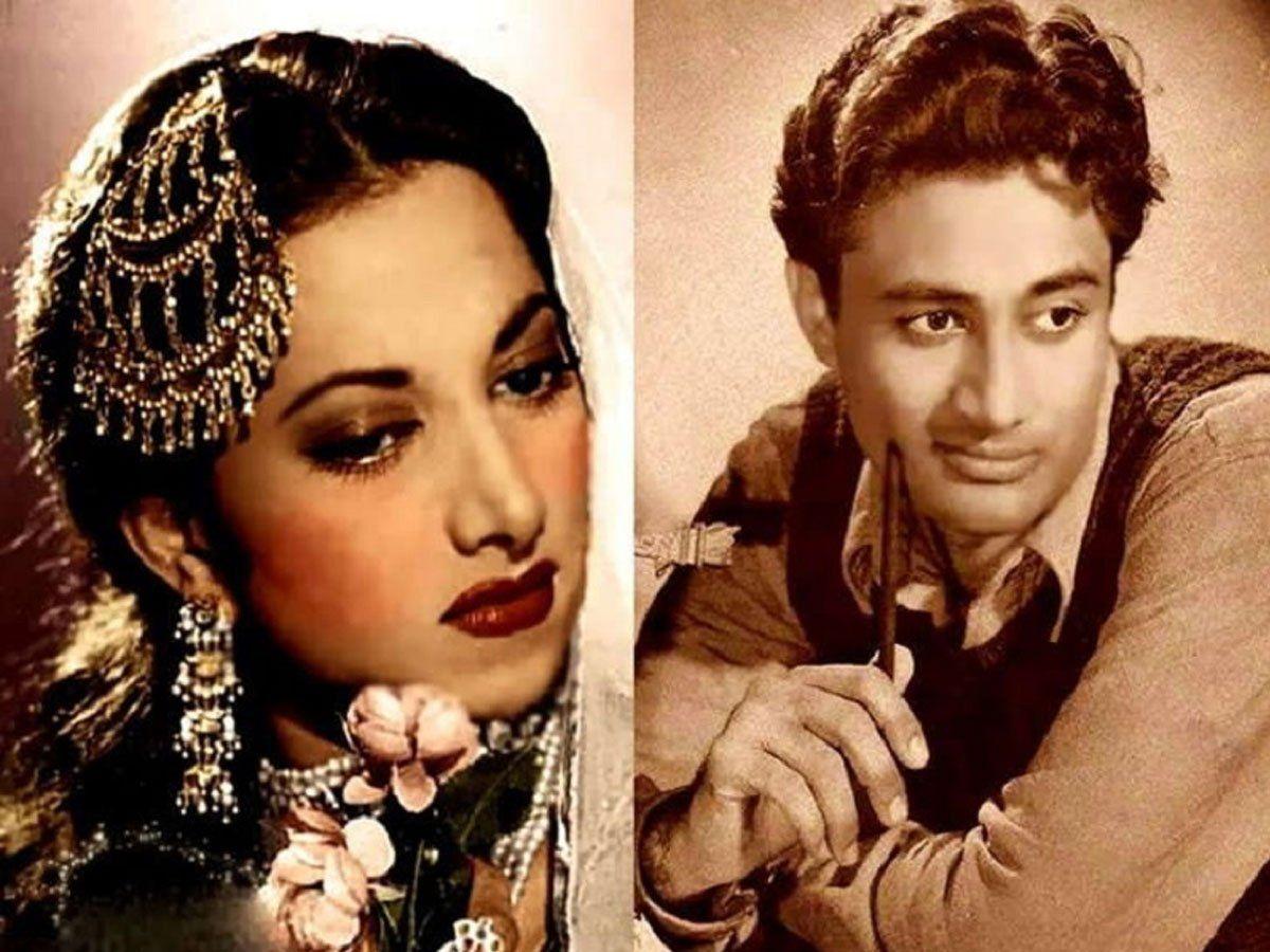 Devanand Suraiyya Love Story Throwback बीच नदी में पलट गई थीं सुरैया की नाव, देवानंद ने इस तरह से बचाई थी जान When Dev Anand saved Suraiya from drowning during Vidya Film   Bollywood News
