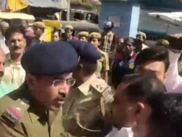 Health Minister of Maharashtra arrested by Karnataka Police