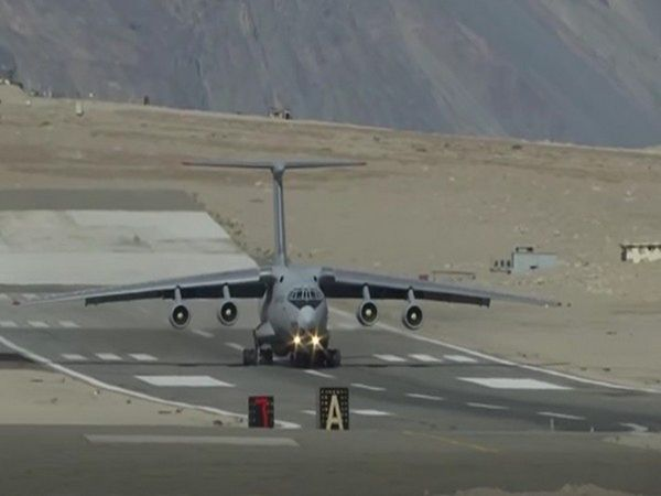 IAF Ready For Undertaking Operations On Both China, Pakistan Fronts