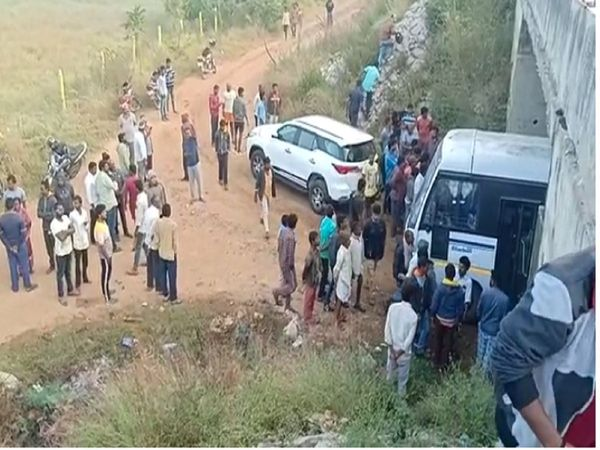 Telangana Rapists Encounter in hindi, Know the place where 4 accused killed during the police encounter