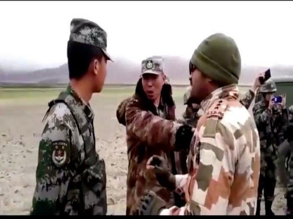 Chinese soldier apprehended on the Indian side of LAC in Ladakh