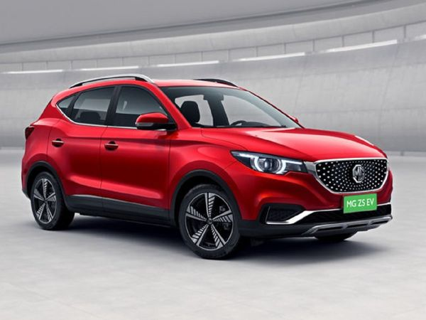 MG ZS EV Launched