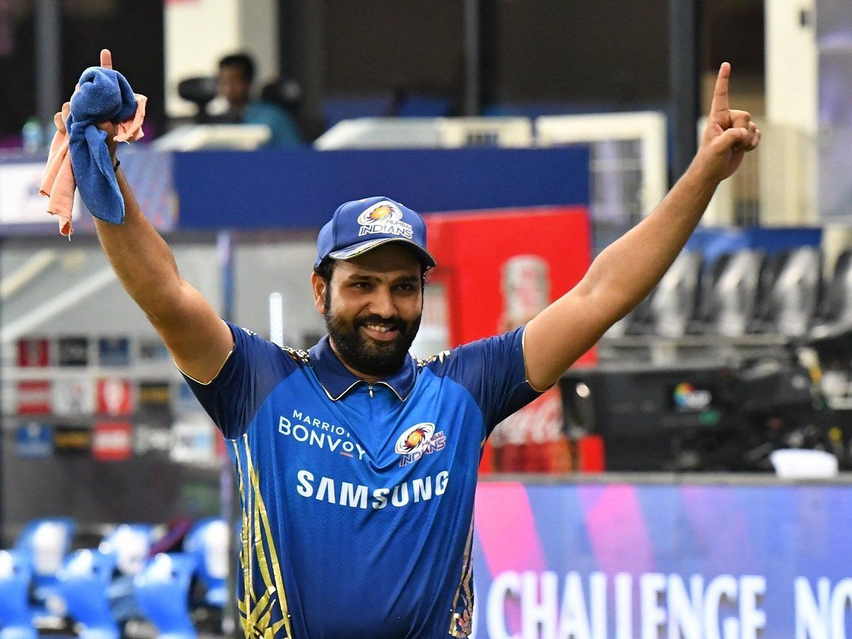 Rohit Sharma, एक बार फिर फाइनल में पहुंची मुंबई इंडियंस, तो कप्तान रोहित शर्मा ने इस तरह जताई खुशी, Rohit Sharma expresses happiness after Mumbai Indians enters in IPL 2020 Final  
