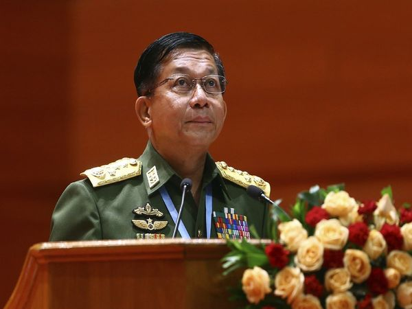 Min Aung Hlaing The military chief who engineered the coup against Suu Kyi in Myanmar