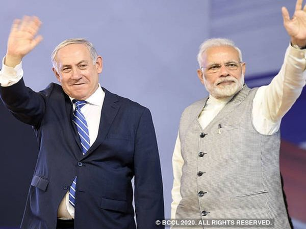 Modi Netanyahu bccl