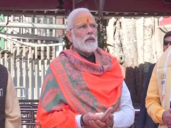 PM Narendra Modi greets nation on new year wishes joy and prosperity