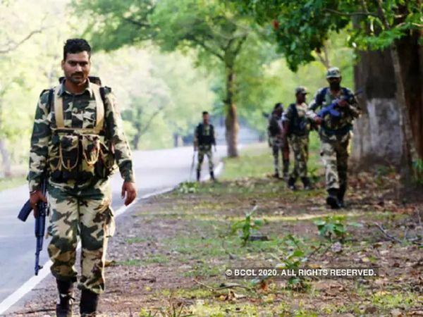 Assistant Commandant of CoBRA 206 battalion of martyred in IED blast by naxals in Sukma Chhattisgarh