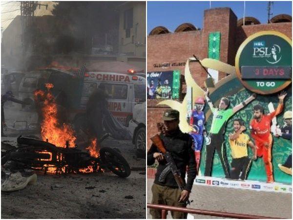 Quetta bomb blast and Pakistan Super League