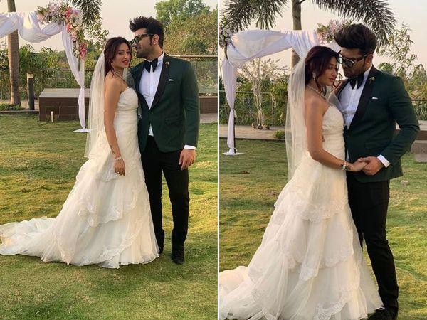 Paras Chabra And Mahira Sharma