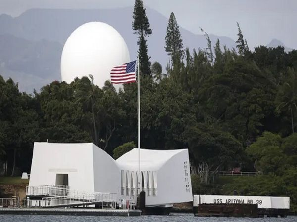Pearl Harbor Military Base security forces respond to reported shooting