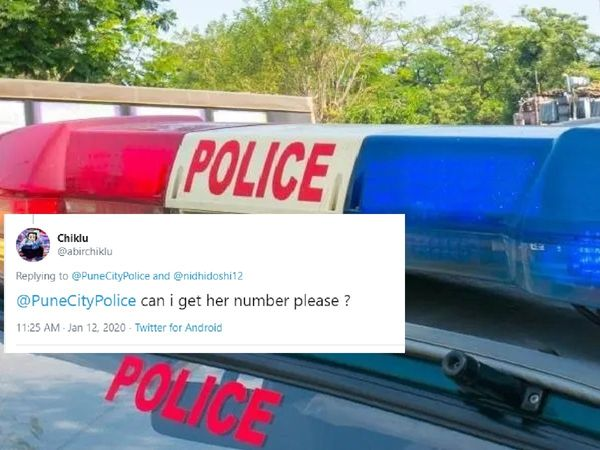Ask police about girl Number