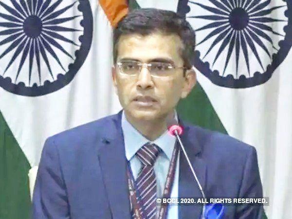 Kashmir: कश्मीर मुद्दे पर भारत ने एक बार फिर किया साफ, तीसरे पक्ष की कोई जरुरत नहीं