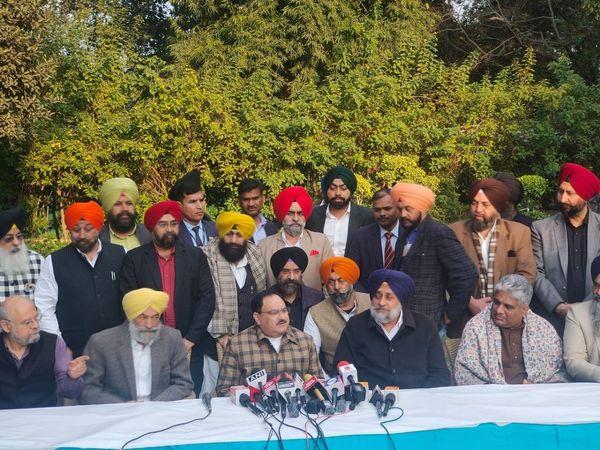 दिल्ली चुनाव 2020: भाजपा के लिए अच्छी खबर, CAA पर साथ छोड़ने वाले इस दल ने किया समर्थन का ऐलान